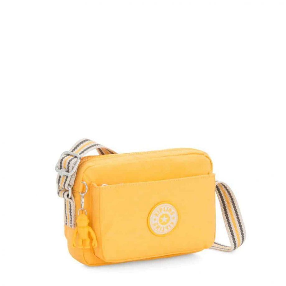 Kipling Abanu Vivid Yellow side
