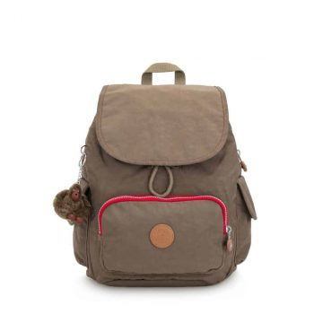 Kipling CITY PACK S True Beige C forside
