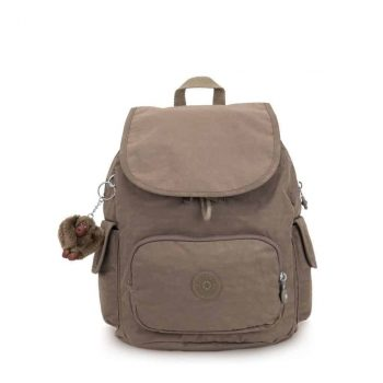 Kipling CITY PACK S True Beige forside