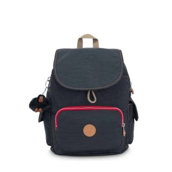 Kipling CITY PACK S True Navy C Forside