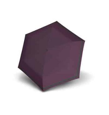 Knirps T010 solid purple 95 3010 8279