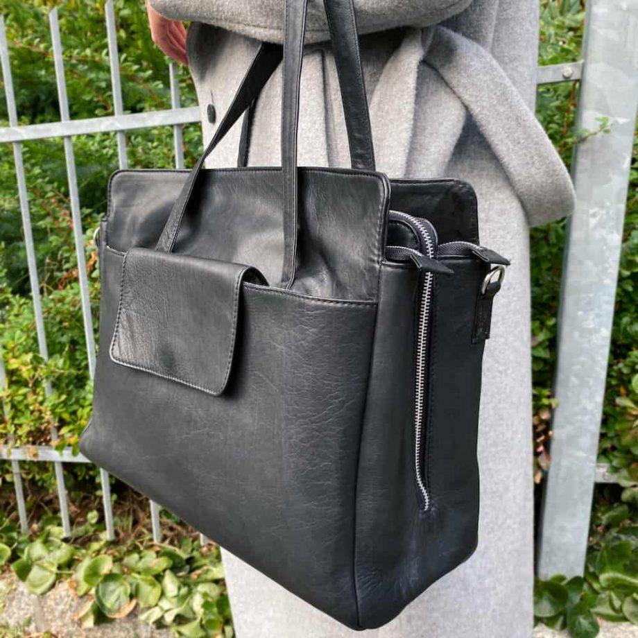 Re Designed Dixie Evia large bag 4940 sort