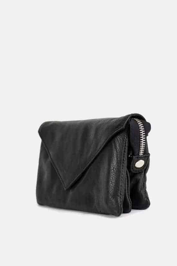 Re-Designed by DIXIE - Claire veske clutch 03805 black sort 2