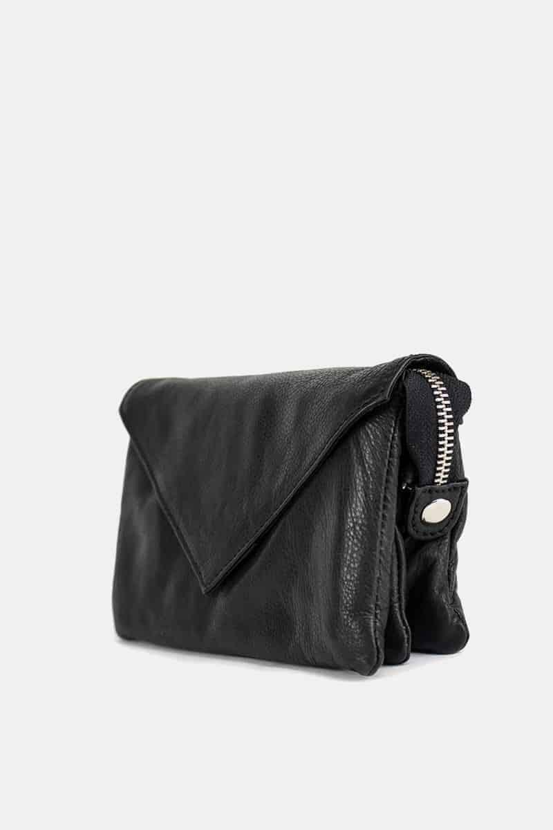 Re-Designed by DIXIE - Claire veske clutch 03805 black sort 2
