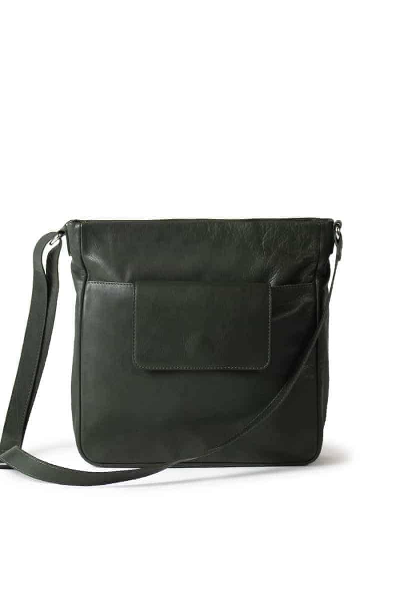 Re-Designed by DIXIE - Esta veske 04225 grønn forside 2