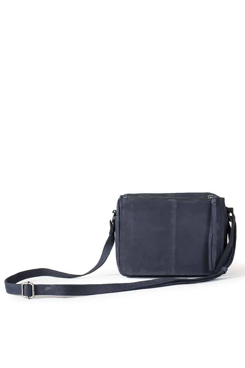 Re-Designed by DIXIE - Famke veske 03991 navy forside 2