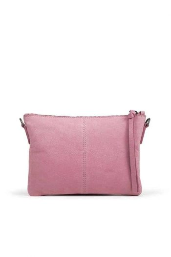 Re-Designed by DIXIE - Furi veske clutch 03994 rosa forside