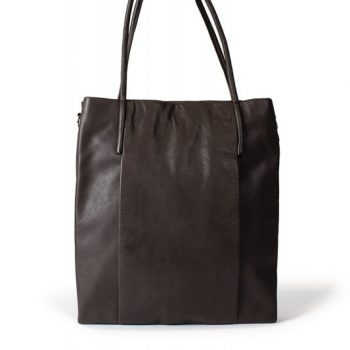 Re-Designed by DIXIE Mola Bag Dark Brown Forside