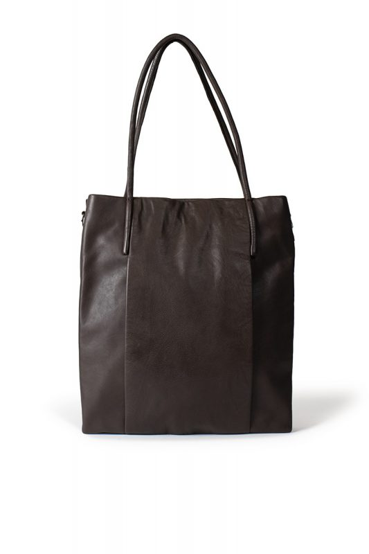 Re-Designed by DIXIE Mola Bag Dark Brown Forside