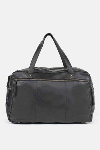 Re-Designed by DIXIE - Signe weekendbag 00145 black sort 1