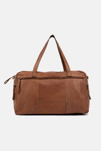 Re-Designed by DIXIE - Signe weekendbag 00145 walnut 1