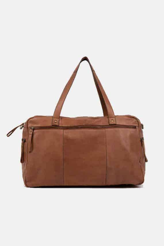 Re-Designed by DIXIE - Signe weekendbag 00145 walnut 1