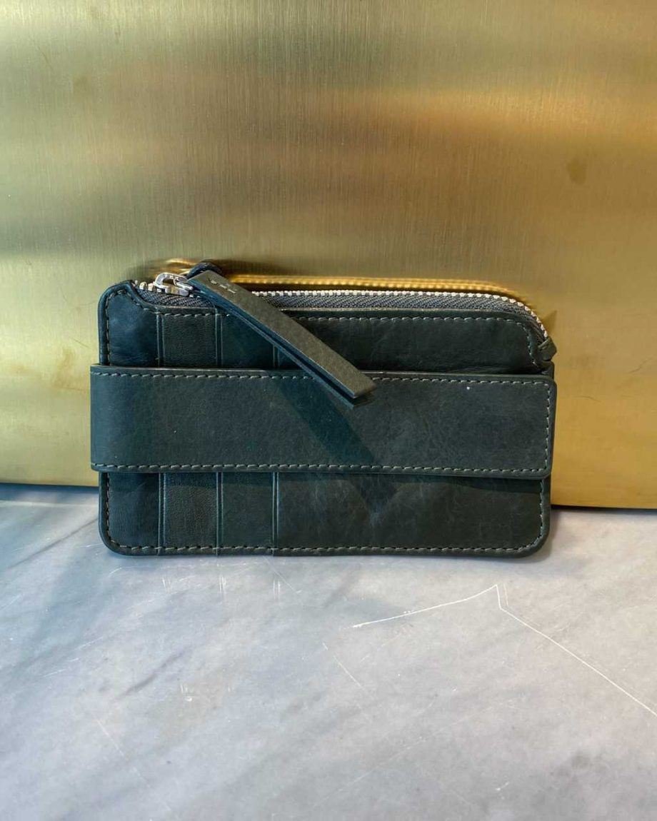 Re:Designed by DIXIE – Elna Wallet gronn