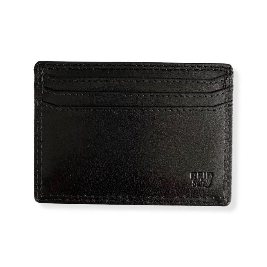 Sajaco-kortholder-6-kort-RFID-64611-sort