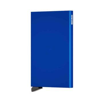 Secrid Cardprotector - blue forside