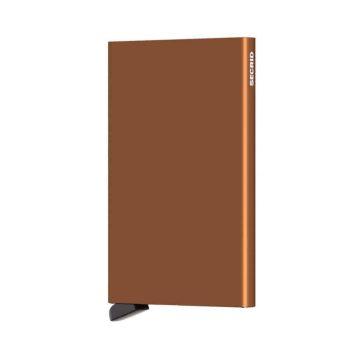 Secrid Cardprotector rust forside