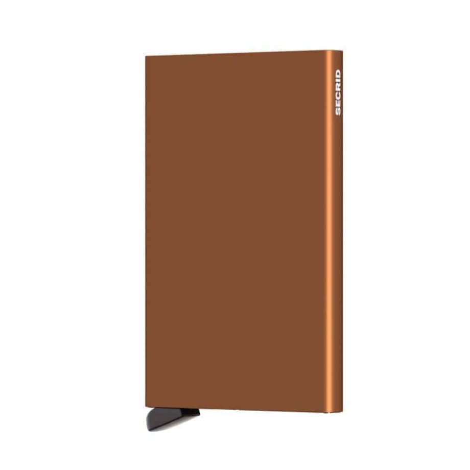 Secrid Cardprotector rust forside