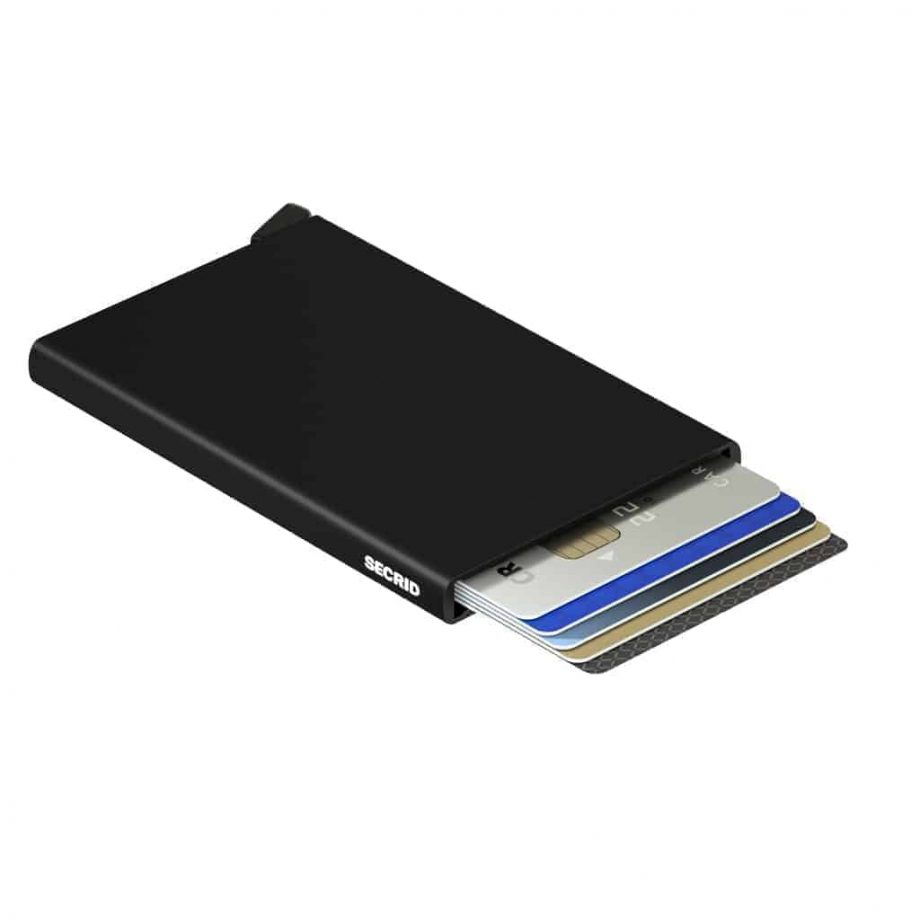 Secrid Cardprotector sort open