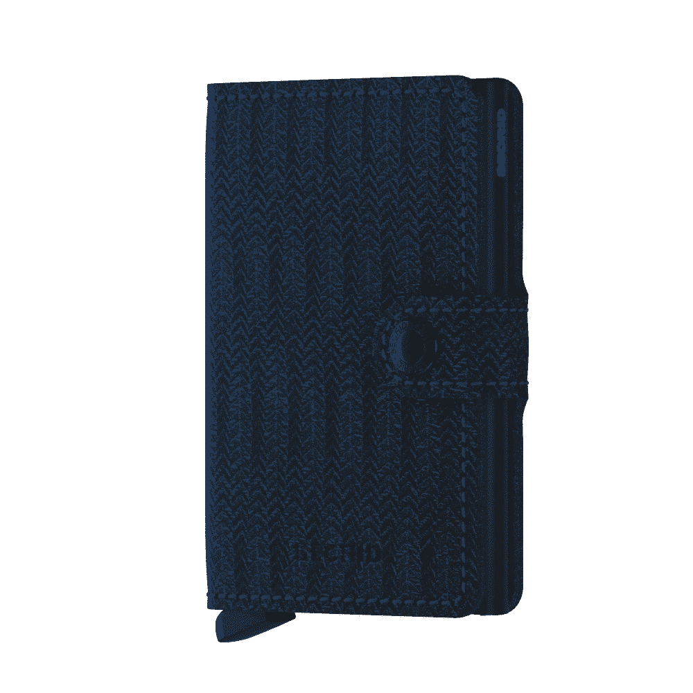 Secrid Miniwallet - dash navy forside