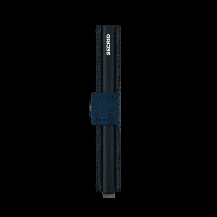 Secrid Miniwallet - dash navy side