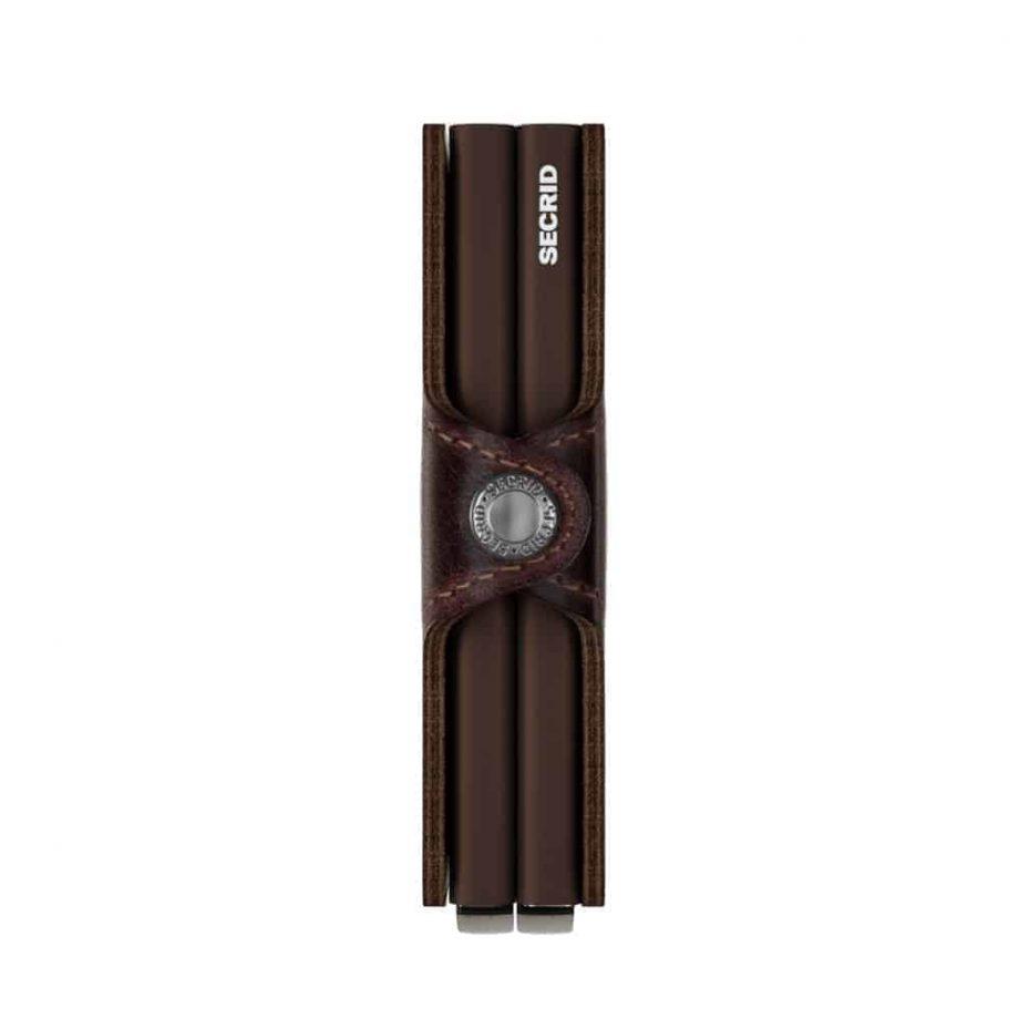 Secrid Twinwallet - vintage chocolate side
