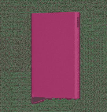 Secrid Cardprotector Powder Fuchsia Forside