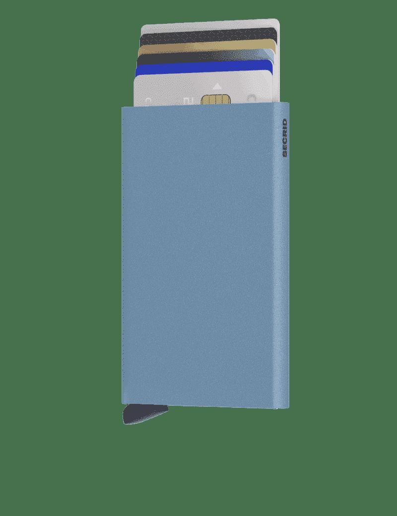 Secrid Cardprotector Powder Sky Blue Forside 2