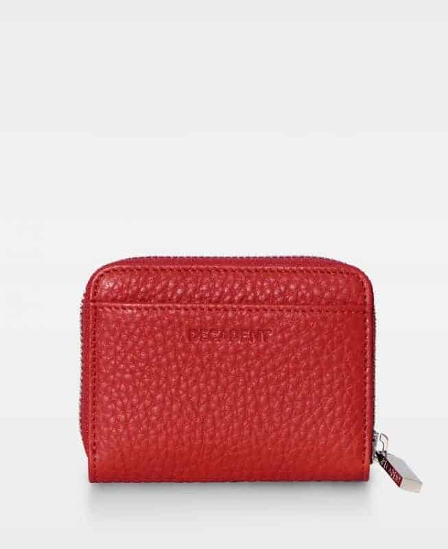 decadent_438_essie_mini_zip_wallet_scarlet_red_a_foran