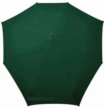 paraply-senz-automatic-Top-view-NOS-velvet-green-1021126