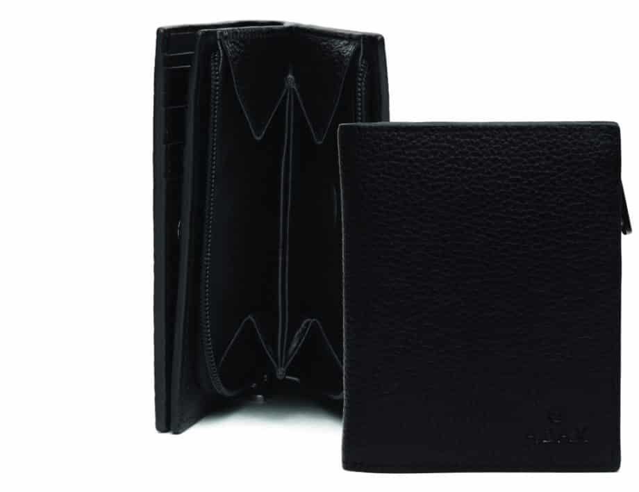 463425 ADAX Napoli wallet Bessie sort forside 2