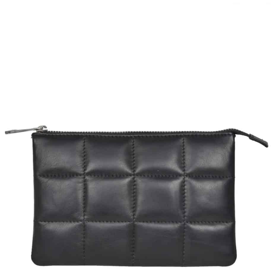 472060 ADAX Amalfi wallet Poula sort forside
